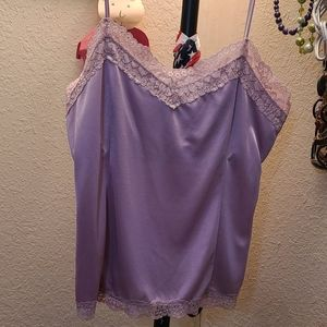 Tops - Lilac Camisole